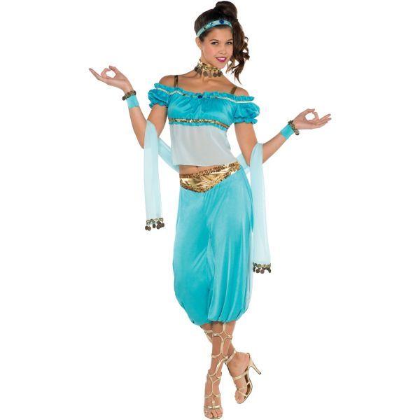 Jasmine Adult Costumes 109