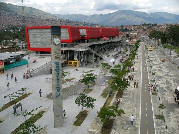 Parque Explora en Medellín, Antioquia