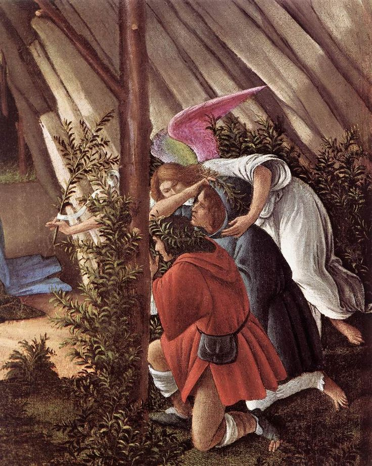288 best images about Sandro Botticelli on Pinterest ...