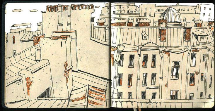 Рисунки.Алиса Юфа.