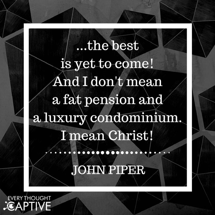 "John Piper's ""Christian Hedonism"" Requires the Universal Salvation of All Mankind"