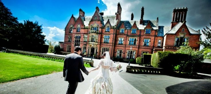 Wedding Venues West Midlands - Wroxall Abbey