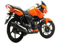 Stylish, new look and great performance also comfortable for riding, new TVS Apache RTR 180 Bike in india, check out full details online