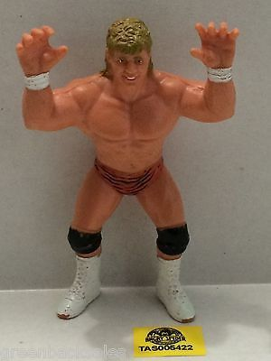 (TAS005422) - WWE WWF WCW nWo Wrestling Galoob Action Figure - Brian Pillman