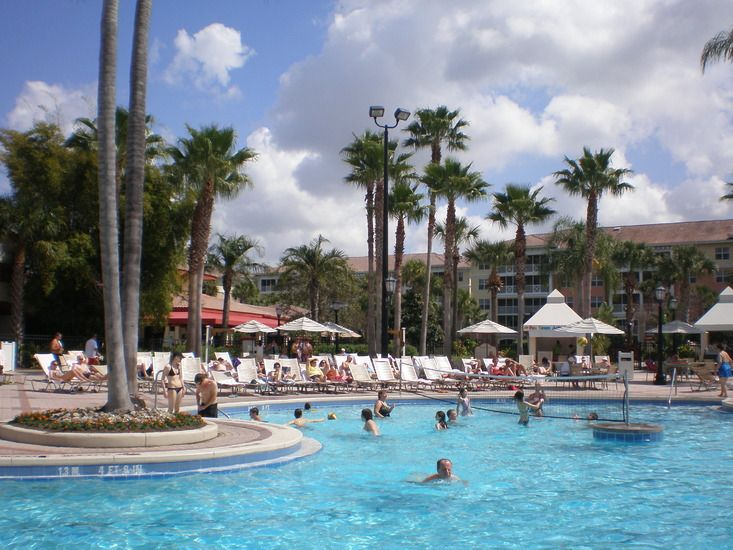 Loving The Vistana Pool Orlando Svnlife Via