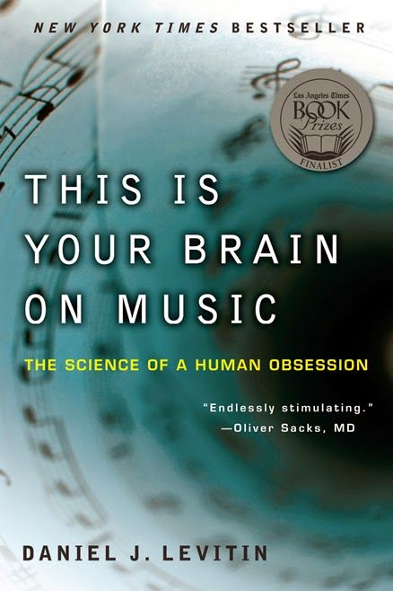 Levitin, D.J., 2011. This is your brain on music: Understanding a human obsession. Atlantic Books Ltd.  [click image to DLPs You-Tube Channel/Community Music]