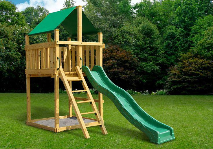 Discovery Fort DIY Kit Swing set diy, Diy swing, Swing