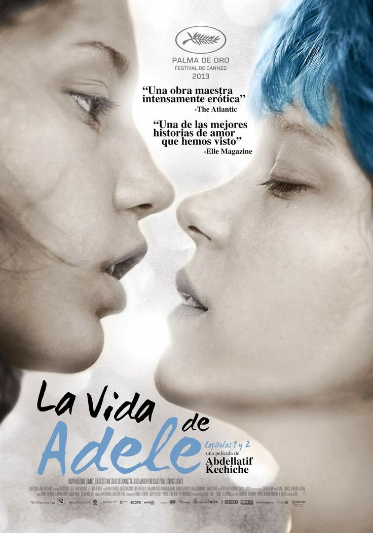 Cine Resumido: La vie d'Adèle - Chapitre 1 & 2 / Blue Is the Warm...