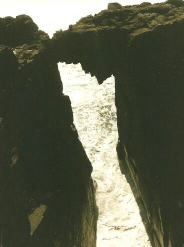 West Cork Cave Arch