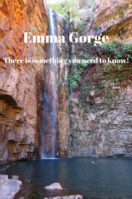 Emma Gorge in The Kimberley, Western Australia - everything you need to know and then some!