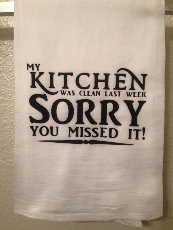 Best 25 kitchen towels ideas on pinterest kitchen for Funny home decor
