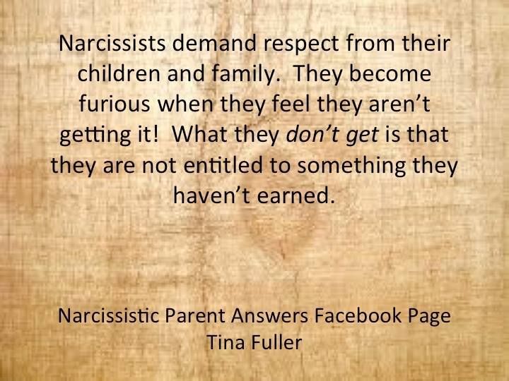 http://narcissism-answers.com/ How to gain freedom from a manipulative and self-centered parent