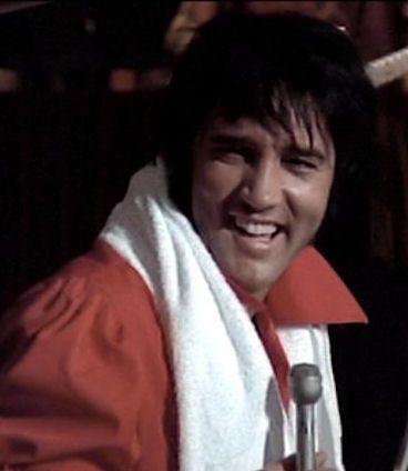 Elvis at the Las Vegas Hilton; 1970