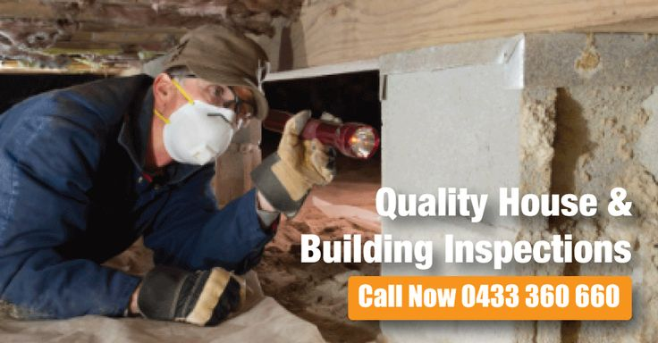 Are you looking for House Inspections in Melbourne? Our qualified building Inspector identifies building faults and issues that affect your future home.