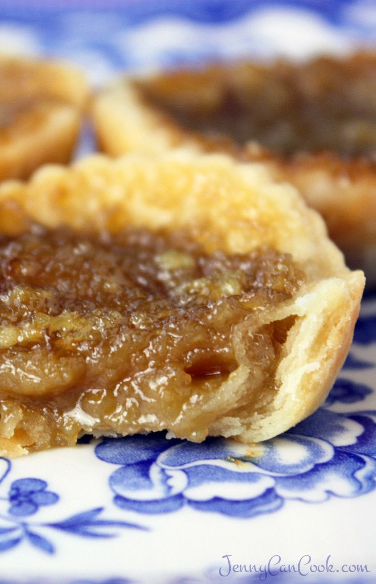 Canadian Butter Tarts recipe from Jenny Jones (JennyCanCook)
