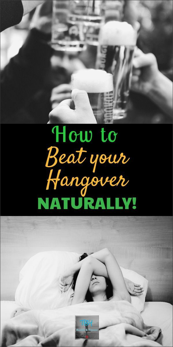 The best ways to remedy your hangover without going to the medicine cabinet. Check out these natural hangover remedies and make sure to include them in your hangover kit!