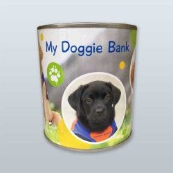Guide Dogs Queensland Money Box Can