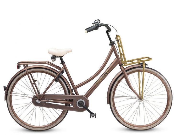 Sparta Pick-Up - transportfiets. Transportfiets voor zeer aantrekkelijke prijs!