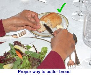 Dining Table Etiquette Tips