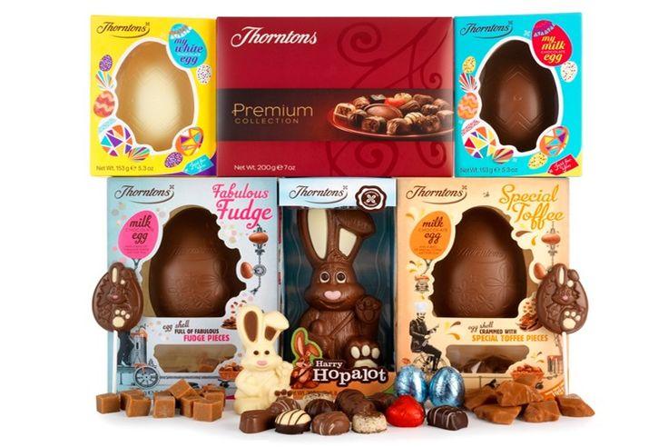 Thornton's Easter Eggs-travaganza!