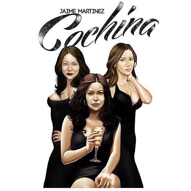 "This fall snuggle up with my book ""Cochina "" available now on Amazon . 👉🏼 When your sister is your best friend, the world is at your feet.  Sisters Marisol, Josephina and Lola have defied every odd except one. Each of the beautiful women have achieved various levels of success that pulled them out of the projects into lavish living. Unfortunately, issues with men that reach all the way back to their teen years threaten to tear them apart. Secrets, envy and dishonesty nearly destroy them…"