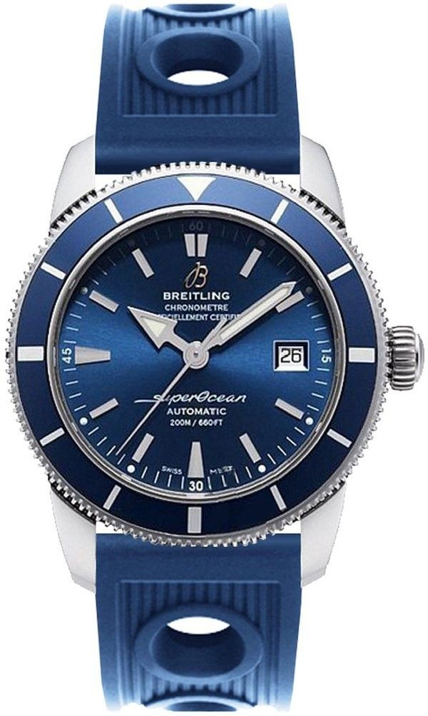 Men watches: Shop online for Breitling Superocean Heritage 42 A1732116/C832-211S
