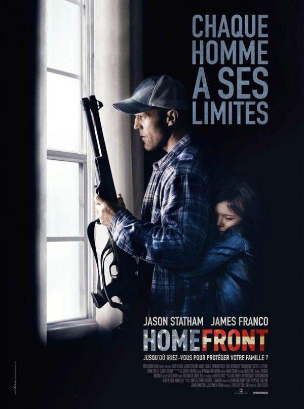 #Affiche du #film #Homefront avec : Jason Statham, James Franco, Winona Ryder, Kate Bosworth .. XXX - #Image partagée par #PetitBuzz sur Le ...