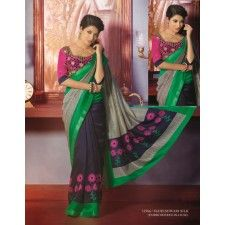 Bhagalpuri sarees online:  Bhagalpuri silk sarees are one of the most dazzling garment choices for women. Exclusive bhagalpuri silk sarees online are available at Sunfashions.in with free shipping delivery.  For more: http://www.sunfashions.in/art-silk-sarees/bhagalpuri-silk-saree