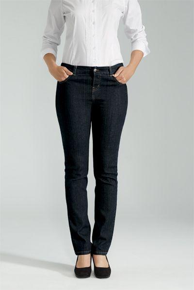Straight Leg Jean / Jean Jambe Droite #ReitmansJeans #Jeans #Bleu #Blue #BlueJeans #Style