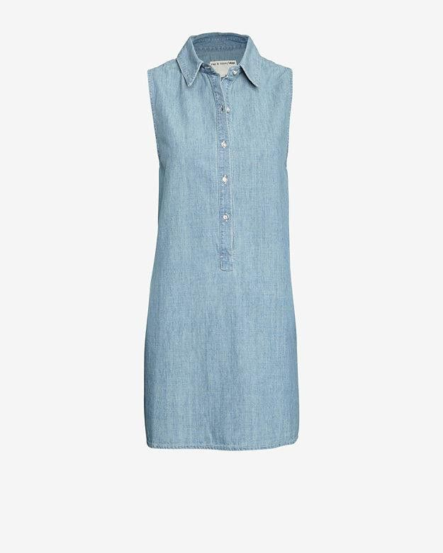 Intermix rag & bone/JEAN Perfect Sleeveless Tent Dress