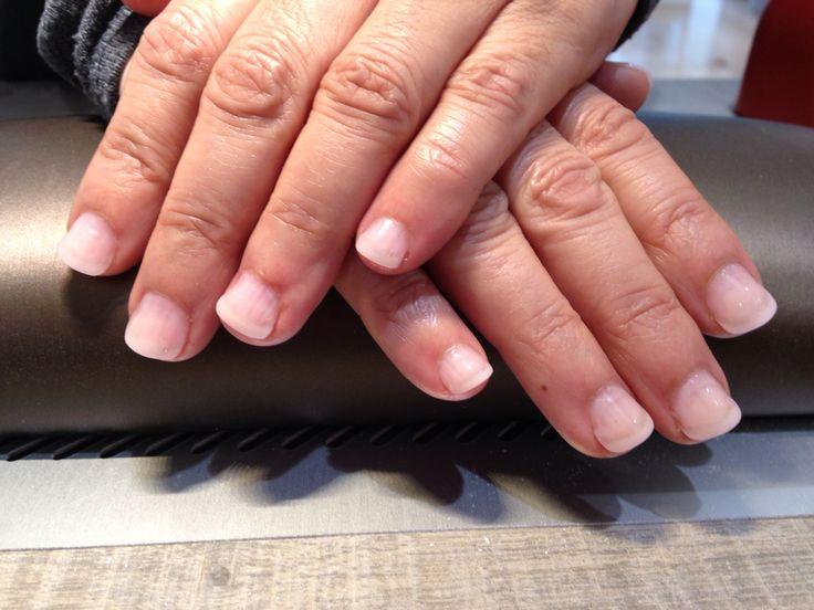 Uñas reconstruidas con Natural Nails de Pronails