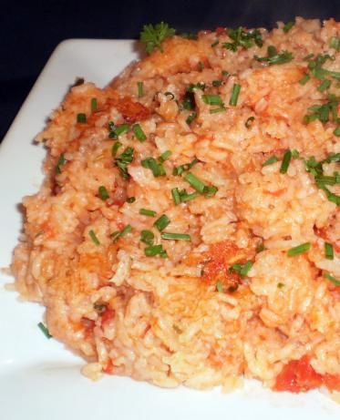 flavorful rice for the rice cooker