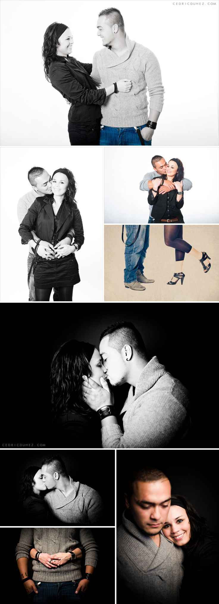 Image detail for -Portraits de couple en studio photographe Nord Pas de Calais