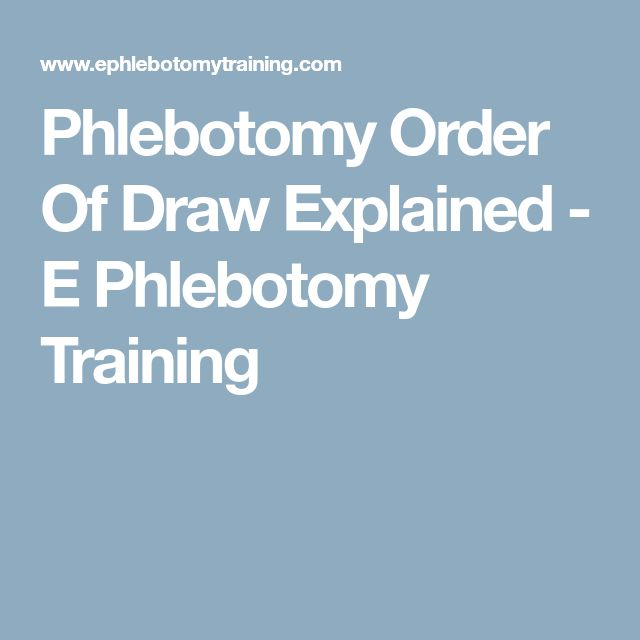 order of draw phlebotomy medtech college fort wayne Medtech college in fort wayne, reviews by real people yelp is a fun and easy way to find, recommend and talk about what's great and not so great in fort wayne and beyond medtech college 7230 engle rd, fort wayne, in 46804.