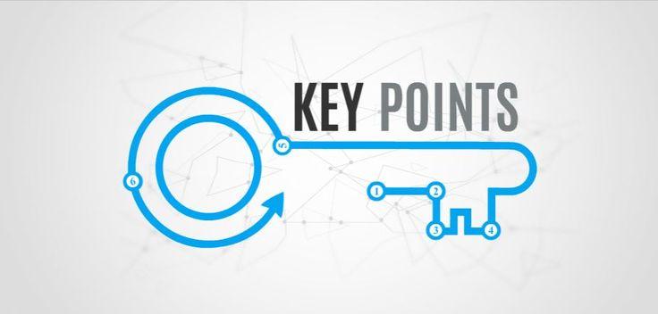 Key Points Presentation Template | ShareTemplates