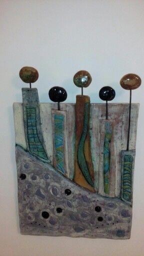 Wallart #wallart #handmade #sculpture #art #clay #pottery #homedecor