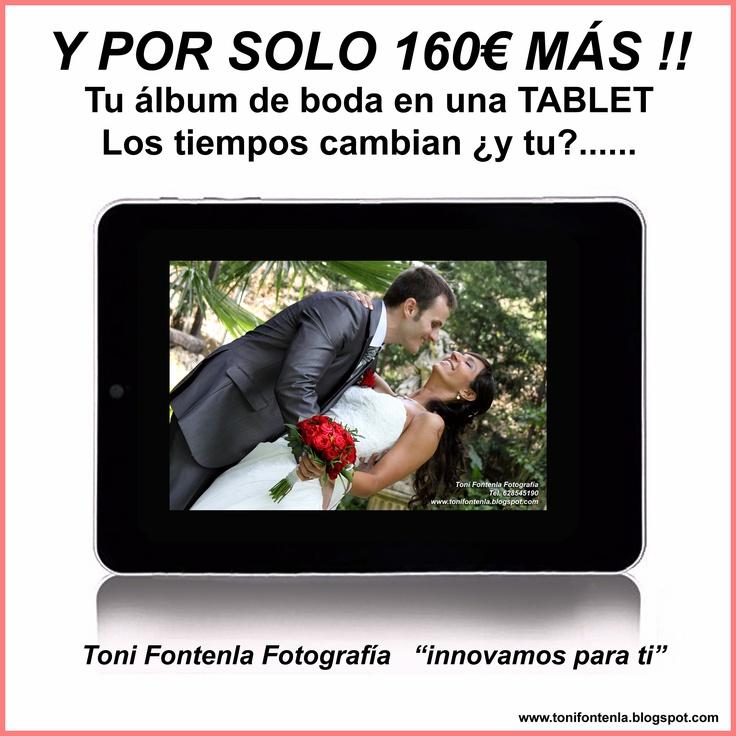 Reportajes de boda a precios anti-crisis de verdad!! www.tonifontenla.blogspot.com