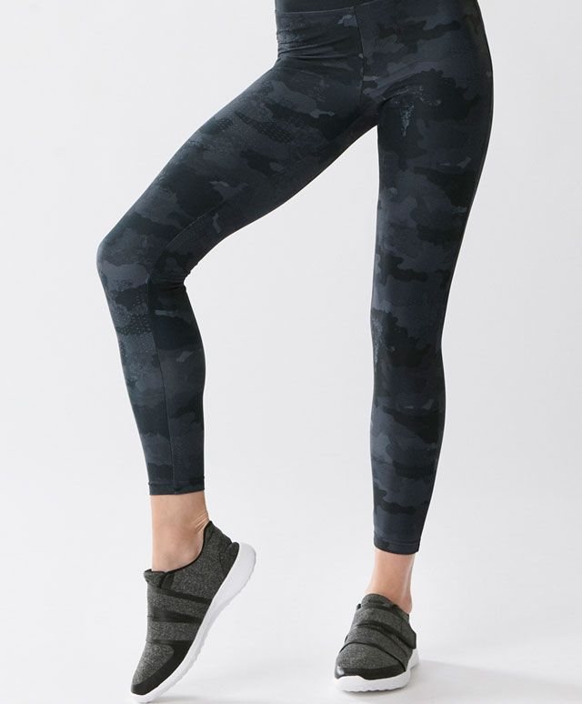Legging camuflaje tobillero - Novedades - Tendencias AW 2016 en moda de mujer en…