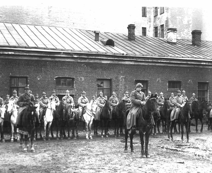 Russian Civil War - Red Army Cavalry