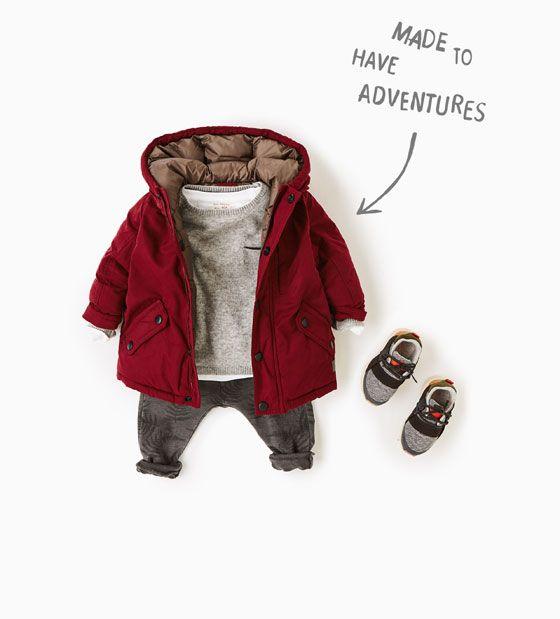 Célèbre Les 25 meilleures idées de la catégorie Vêtements d'hiver bébé  FF93