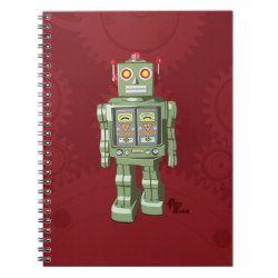 Toy Robot Notebook