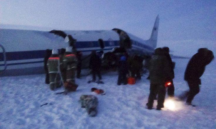 32 heridos en accidente de avión militar ruso - http://www.notimundo.com.mx/mundo/32-heridos-accidente-avion-militar/