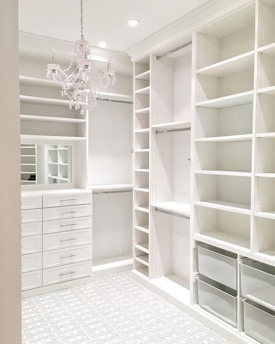 45 Brilliant Closet Organization Ideas
