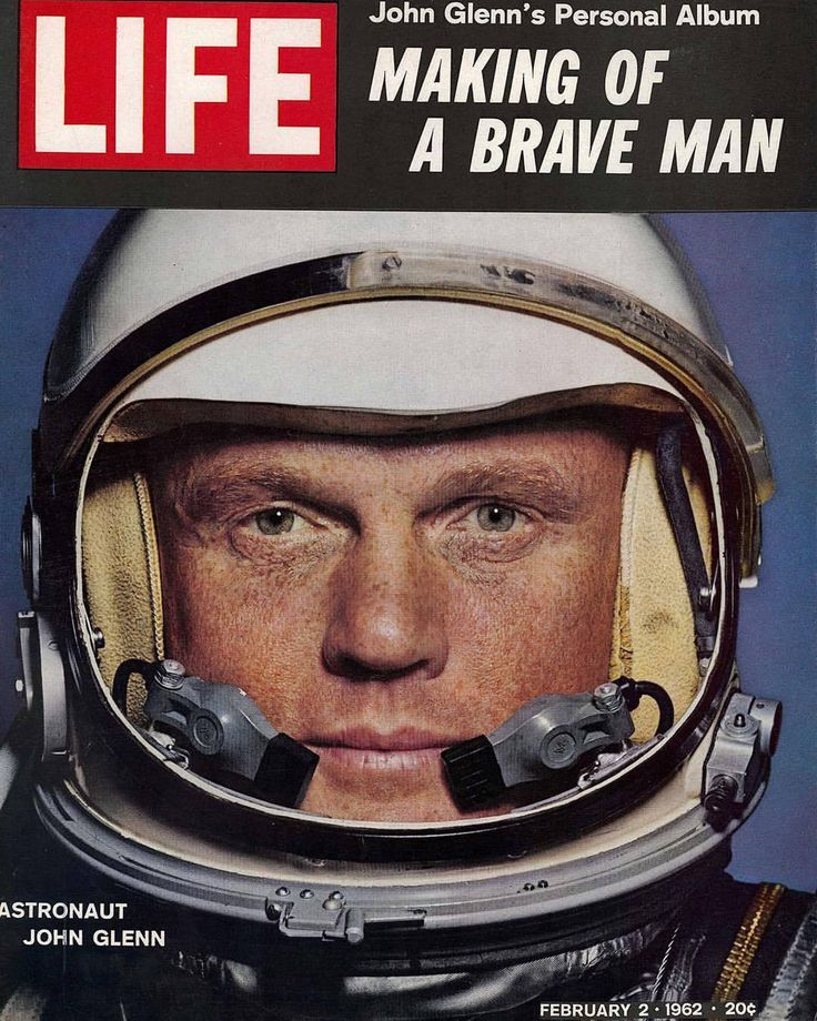 Astronaut and former US Senator John Glenn was born on ...