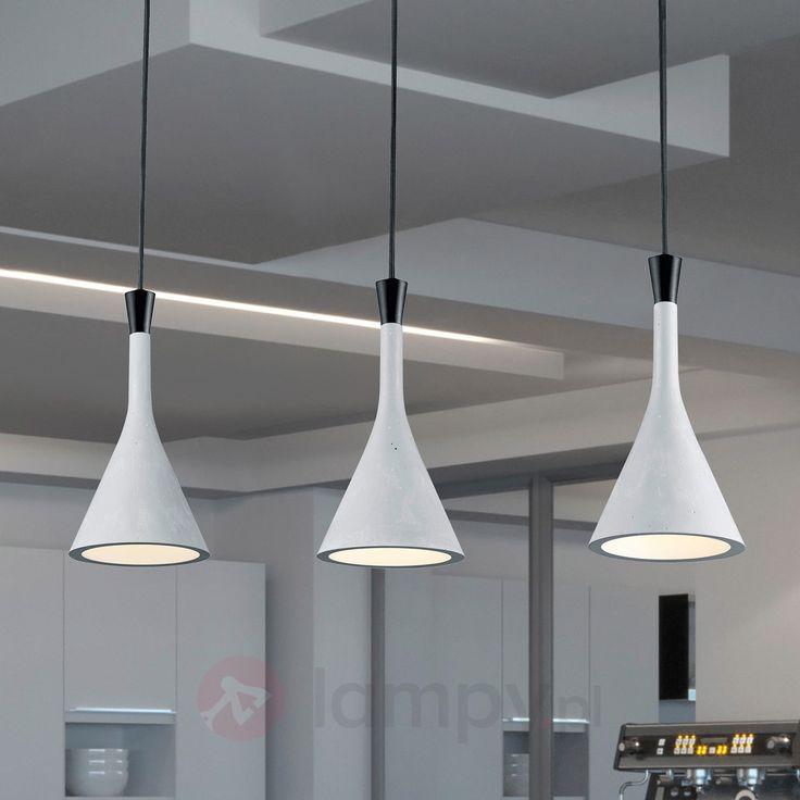 3-punktowa lampa wisząca Roddik bezpieczne & wygodne zakupy w sklepie internetowym Lampy.pl.
