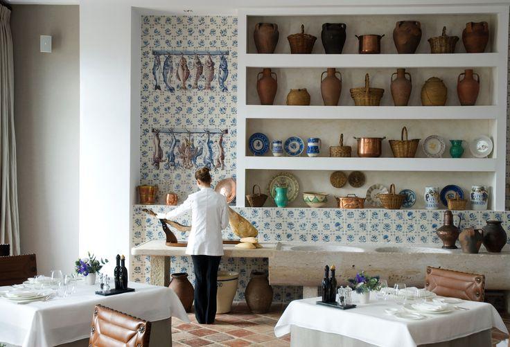 EL JARDIN restaurant @FINCACORTESIN