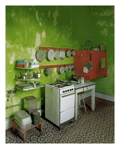 Lovely Cuban Kitchen. All Itu0027s Missing Is My Grandmother :)