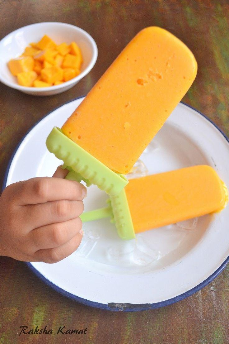 Mango Popsicle