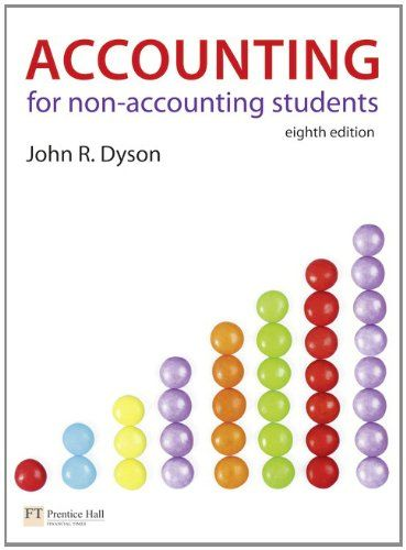 I'm selling Accounting for Non-Accounting Students by John R. Dyson - $25.00 #onselz