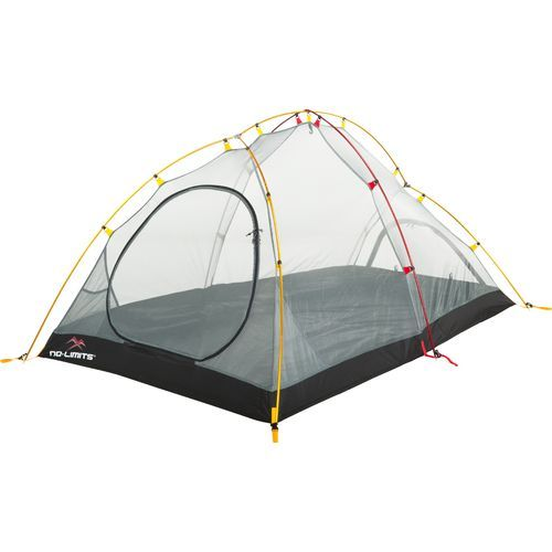 The No Limits™ Blackwell Peak Backpacking Tent sleeps up to 2 people with a 3.25  sc 1 st  Pinterest & 118 best Hiking/Outdoor/Tactical images on Pinterest | Camp gear ...